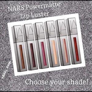 NARS Powermatte Lip Luster - Choose Your shade!